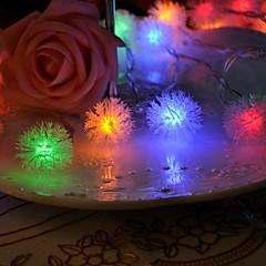 お買い得  LED アイデアライト-220v 5m 26 ledディップledクリスマスパーティー/装飾的/素敵なrgb