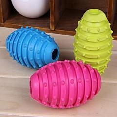お買い得  犬用おもちゃ-犬用品 / 猫用品 おもちゃ ペット用おもちゃ 噛む用おもちゃ 耐用的 / 弾性ある ラバー