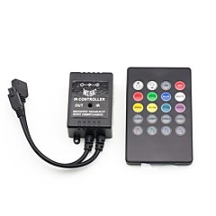 preiswerte LED Lichtstreifen-12-24 V Abblendbar ABS RGB-Controller