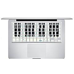 お買い得  MAC 用キーボード カバー-スクリーンプロテクター のために Apple MacBook Pro 15-inch with Retina display PET 1枚 カバー 超薄型 / MacBook Air 13'' / MacBook Proの13 '' / 網膜とMacBook Proの13 '' / 網膜とMacBook Proの15 '' / MacBook Proの15 ''