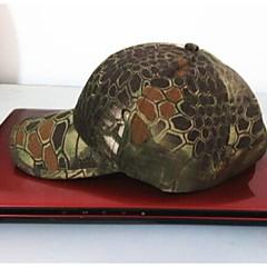 お買い得  フィッシンググローブ-esdy釣り屋外防風性ポリエステル迷彩帽子野球帽サンバイザーの山のカラーパイソン