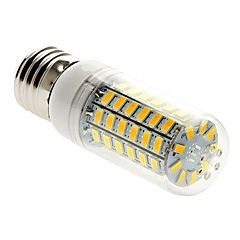 cheap LED & Lighting Accessories-1pc 5 W 450 lm E26 / E27 LED Corn Lights T 69 LED Beads SMD 5730 Warm White 220-240 V / 1 pc