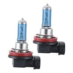 preiswerte HID-Halogenlampen-h11 100w Superweiß HID-Xenon-Halogen-Glühlampe-Scheinwerfer für Autos (dc 12v / pair)