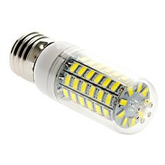 お買い得  LED 電球-400 lm E26/E27 LEDコーン型電球 T 69 LEDの SMD 5730 温白色 クールホワイト AC 220-240V