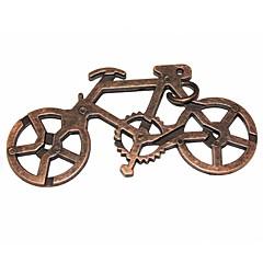 puzzle-uri puzzle jucărie Blocuri de pereti DIY Jucarii Metal Estompeze Negru