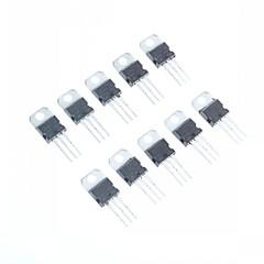 billiga Transistorer-LM317 till-220 spänningsregulator IC transistor LM317T 15v (10pcs)