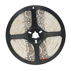 olcso -5m 300x3528 smd melegfehér fényvezető szalag lámpa (12v) kiváló minőségű