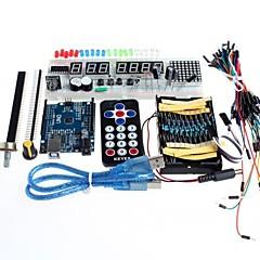 お買い得  アクセサリー-Arduinoのための電子部品スターターキットスターターキット学習キット