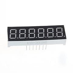 tanie Akcesoria-kompatybilny (na Arduino) 6-cyfrowy moduł wyświetlacza - 0.36in.