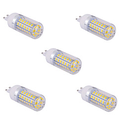billiga Gratis Present-YWXLIGHT® 5pcs 1500 lm G9 LED-lampa T 60 lysdioder SMD 5730 Varmvit Kallvit AC 110V AC 220V