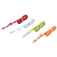 billige -Mikro USB USB-kabeladapter Kabel Til Samsung Aluminium
