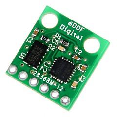 billige Moduler-geeetech 6dof adxl345 og itg3205 digital combo bord