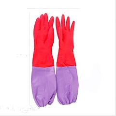 お買い得  キッチン清掃用品-高品質 1個 ゴム グローブ 保護, キッチン クリーニング用品