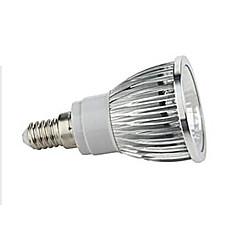 5W E14 Spot LED 1 diodes électroluminescentes COB Blanc Chaud Blanc Froid 450-500lm 2800-3500/6000-6500K AC 85-265V