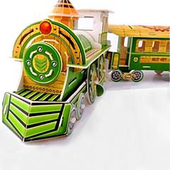 رخيصةأون -قطار ديي على شكل لغز 3D (8 PS)