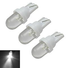 お買い得  LED 電球-3本 0.5 W 30-50 lm 1 LEDビーズ クールホワイト 12 V / 3個