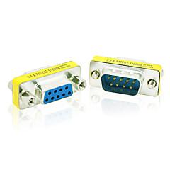 preiswerte Kabel & Adapter-RS232 DB9 Stecker auf Buchse Adapter