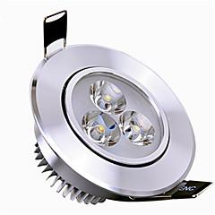billige Indendørsbelysning-6000-6500lm 2G11 LED nedlys Roterbar 3 LED Perler Højeffekts-LED Dæmpbar Varm hvid / Kold hvid 110-130V