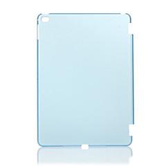 abordables Carcasas y Fundas para iPad Air 2-Funda Para Apple Transparente Funda Trasera Un Color ordenador personal para iPad Air 2