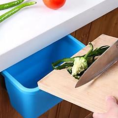 többfunkciós lógni irodai és konyhai szemetet hordó (véletlenszerű szín)