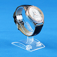 cheap Jewelry Packaging & Display-Jewelry Displays Resin 1pc Transparent