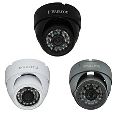 hosafe ™ 960p securitate de 1,3 MP de metal rezistent la apa camera ip dome cu led 24-IR