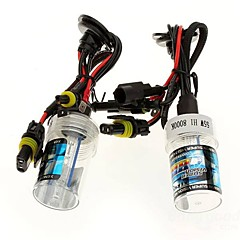 cheap Car Headlights-2pcs H1 Car Light Bulbs 55W Headlamp For GreatWall / BMW / Ford