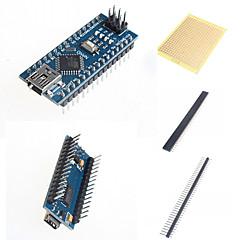 nano v3.0 atmega328p moduler og tilbehør til Arduino