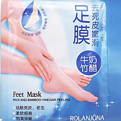 máscara exfoliante pies de alto rendimiento de la cutícula de piel muerta productos de spa pies sosu Scholl removedor 1pair