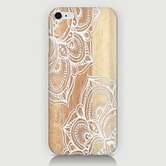 Для Кейс для iPhone 6 / Кейс для iPhone 6 Plus С узором Кейс для Задняя крышка Кейс для Кружевной дизайн Твердый PCiPhone 6s Plus/6 Plus