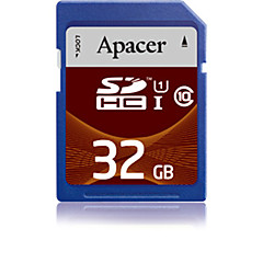 Apacer geheugenkaart sdhc 32GB UHS-I u1 class 10