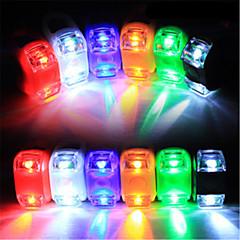 Kerékpár világítás , hátsó lámpák / Más / első lámpa + hátsó lámpa szett - 2 Mód 100 Lumen riasztás / Színek változnak Mások