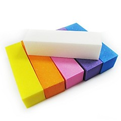 1PCS Buffer Sanding Block File Nail Art Set for Nails Acrylic(Random Color)