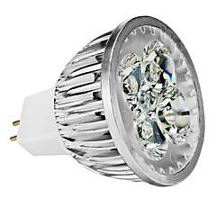 cheap LED Bulbs-4W GU5.3(MR16) LED Spotlight MR16 4 leds High Power LED Dimmable Warm White Cold White Natural White 350lm 2800-3000/4000-4500/6000-6500K