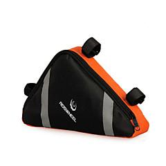 olcso Kerékpár táskák-10-20L Váztáska / Háromszögkeretes táska Vízálló, Fényvisszaverő Kerékpáros táska Műanyag Kerékpáros táska Kerékpáros táska Kerékpározás