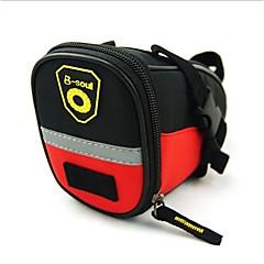 B-SOUL® Bike Bag 20LBike Saddle Bag Multifunctional Bicycle Bag PU Leather / 1680D Polyester Cycle Bag Climbing / Traveling / Cycling/Bike