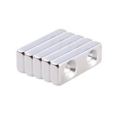 halpa -Magneettilelut 5 Pieces 30*10*5 MM Magneettilelut Rakennuspalikat Super Strong harvinaisten maametallien Magneetit Executive lelut Puzzle
