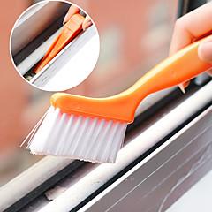 abordables Limpieza para la Cocina-cepillo de limpieza de la pista de la ventana con el limpiador casero diseñado pala pequeña