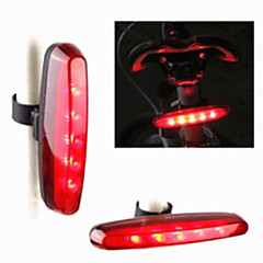 Bike Lights LED Light Bulbs Rear Bike Light Laser LED - Cycling Color-Changing Warning Laser LED Light 400 Lumens USB Cycling/Bike
