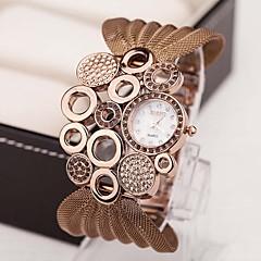 tanie Promocje zegarków-Damskie Kwarcowy Zegarek na naszyjniku sztuczna Diament Stop Pasmo Urok Vintage Elegancki Modny Wielokoloroe