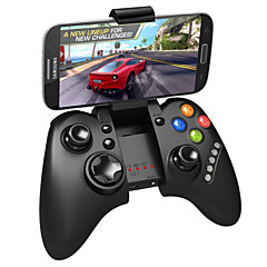 ipega® controlador do bluetooth jogo do smartphone sem fio para iPhone / samsung (android& sistema IOS)