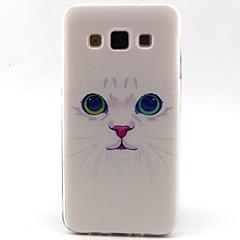 Για Samsung Galaxy Θήκη Με σχέδια tok Πίσω Κάλυμμα tok Γάτα TPU για Samsung A5 A3
