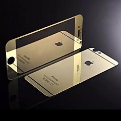 Недорогие Защитные пленки для iPhone 6s / 6-Защитная плёнка для экрана Apple для iPhone 7 iPhone 6s iPhone 6 Закаленное стекло 1 ед. Защитная пленка для экрана Взрывозащищенный HD