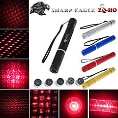 abordables Pointeurs Laser-Lampe de poche en forme Pointeur laser 650nm Aluminum Alloy