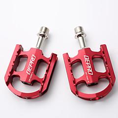 Bike Pedálok Kerékpár / Mountain bike / Treking bicikli / BMX / Örökhajtós kerékpár / Szórakoztató biciklizés Piros Alumínium ötvözet