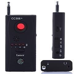 A vezeték nélküli rádió hullám jel rf kamera lensgsm wifi bug érzékelő szonda ellenőrzésére anti spy őszinte, teljes körű cc308 +