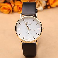 お買い得  レディース腕時計-女性用 リストウォッチ ホット販売 合金 バンド チャーム / ファッション ブラック