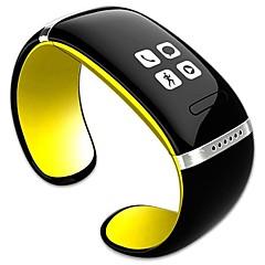 Inteligentna bransoletkaWodoszczelny Długi czas czuwania Spalone kalorie Krokomierze Sportowy Ekran dotykowy Dźwięk Obsługa wiadomości