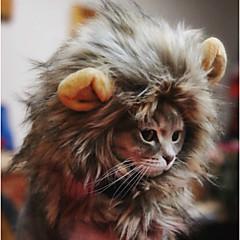 お買い得  犬用ウェア&アクセサリー-ネコ 犬 バンダナ&帽子 犬用ウェア テリレン 混合材 コスチューム ペット用 コスプレ