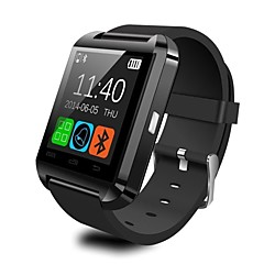 u8 smarta Bluetooth armbandsur mode Smartwatch u titta för iPhone Android